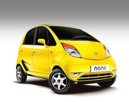 Ситикар Tata Nano