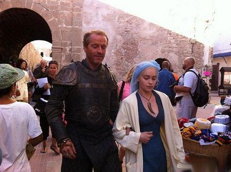 Завершился третий сезон сериала «Игры престолов».