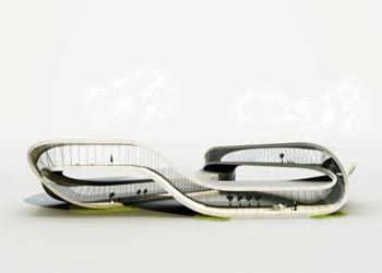 В Голландии «напечатали» первый в мире дом на огромном 3D-принтере