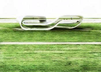 Будущий дом будет установлен на берегу канала Бёйкслотер в Амстердаме