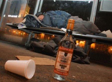 Пьянство в России не победить