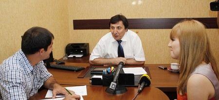 Ректор Дагестанского университета назначен и.о. мэра Махачкалы.