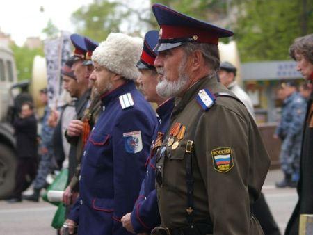 Охрану выборов мэра поручили казакам
