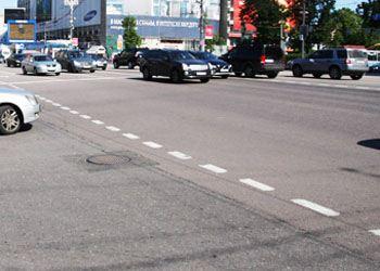 В Москве будут строить дороги из автошин