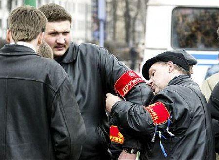 Традиции СССР возрождаются