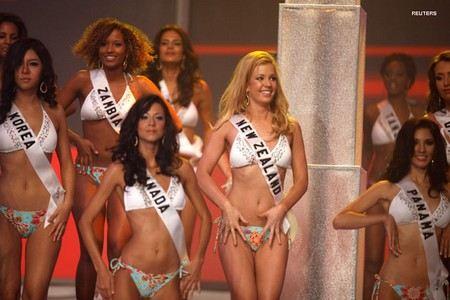 Конкурс «Мисс Вселенная 2013» состоится 9 ноября в Москве.
