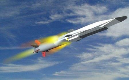 Скорость ракеты - в 5 раз выше скорости звука!