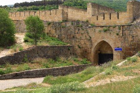 Достопримечательность республики - Дербентская крепость Нарын-кала