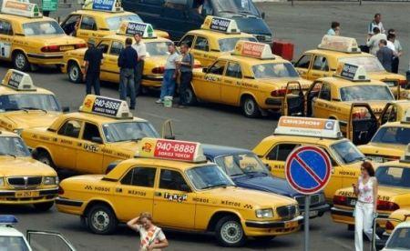 Для такси выделят специальные полосы на дорогах