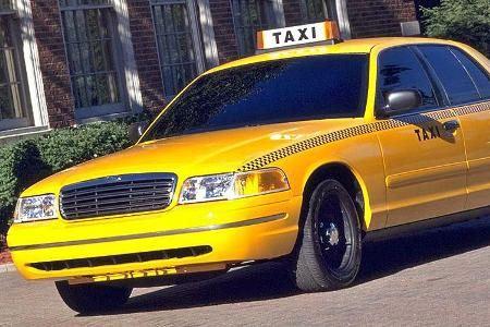 Такси должно быть желтым