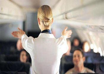 Роспотребнадзор обязал стюардесс следить за всеми больными пассажирами