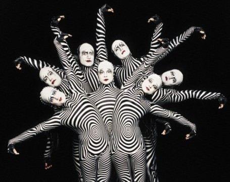 Спектакли цирка дю Солей признаны классикой циркового жанра