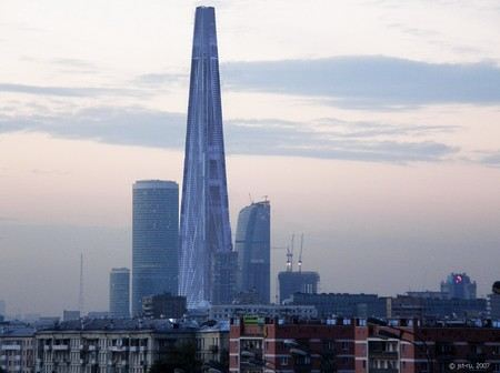 Арабский принц готов построить в Москве небоскреб высотой в 1,6 км.