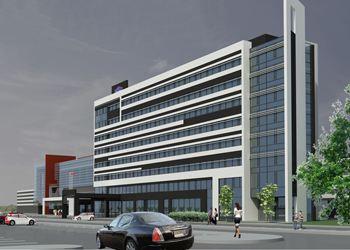 В городе Новосибирск началось строительство новейшего гостиничного объекта