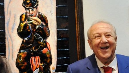 The exhibition of the legendary sculptor and painter Zurab Tsereteli has opened and has already become popular in Irkutsk