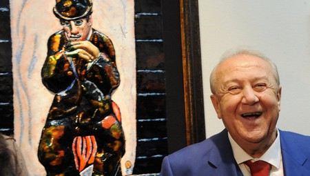 В Иркутске открылась и уже стала популярной выставка легендарного скульптора и живописца Зураба Церетели