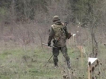 В Самарской области приступили к разминированию полигона под Чапаевском