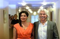 Концерт Анны Нетребко и Дмитрия Хворостовского состоялся на Красной площади