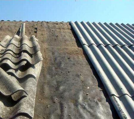 В Саранске ремонтируют крыши домов