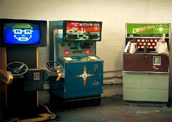 В Санкт-Петербурге открылся чудо-музей советских игровых автоматов
