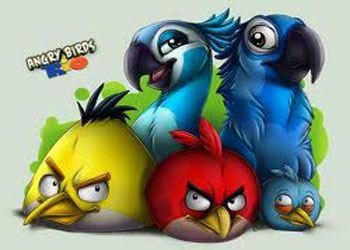 Rovio лицензировала игру Angry Birds для 500 компаний