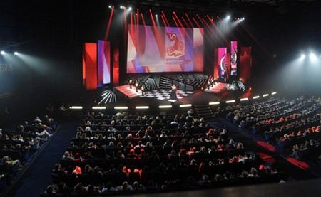 Знаменитый голливудский актер Брэд Питт снялся в фантастической картине «Война миров Z», которая открыла сегодня 35-й Московский международный кинофестиваль.