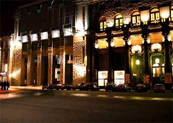 Оставьте отзыв о кинотеатре Дом кино Гостиный двор, о репертуаре, ценах на билеты.  Схема зала, фото и адрес...