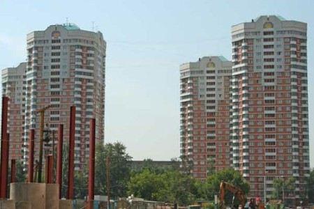Элитное жилье в Киеве очень востребовано