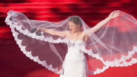 Мария Голубкина вышла замуж за летчика