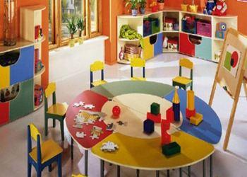 Детские сады Белогорска получили современную мебель