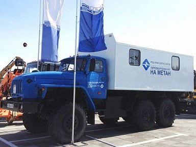 Новый «Урал-4320»