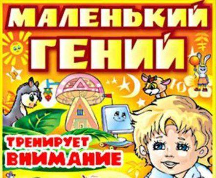 Игры тренируют внимание и память ребенка