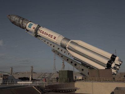 Ракета «Протон-М» должна была доставить на орбиту три спутника «Глонасс»