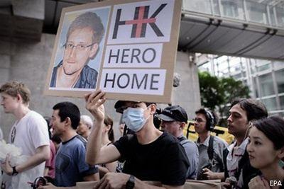 Никто не ждет Эдварда Сноудена?