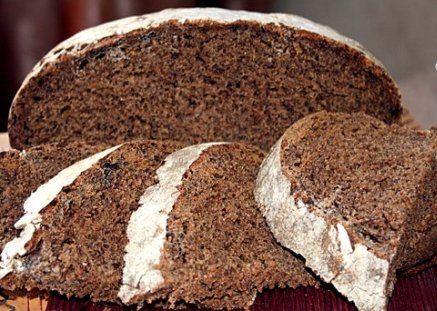 Ржаной хлеб - вкусный и полезный