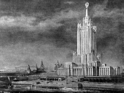Последний сталинский небоскреб