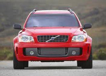 Volvo XC90 оснастили революционными системами безопасности