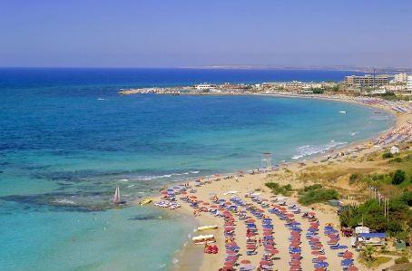 Пляж Нисси Бич - лучший в Европе