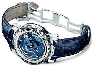 Даже высокомерные особы предпочитают носить копии часов