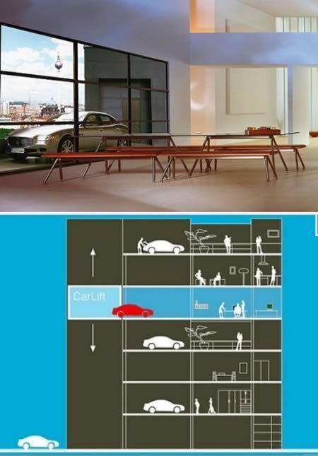 Автомобильный балкон