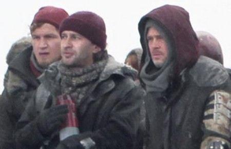 Из нового фильма с Бредом Питтом вырезали эпизод с Константином Хабенским.