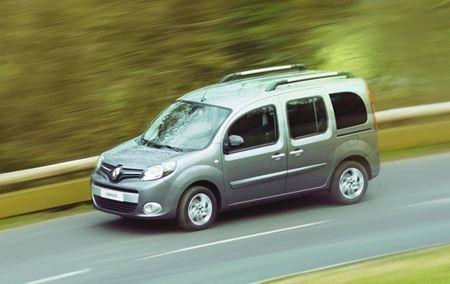 Renault Kangoo признан одним из самых комфортабельных автомобилей