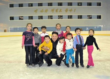 "Kim Jong-un - ""King of the morning star"""
