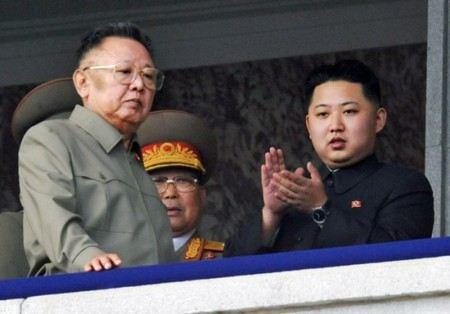 Kim Jong-un - successor to the dynasty