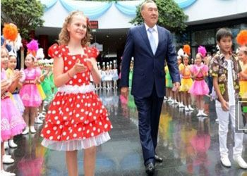Нурсултану Назарбаеву уже 73