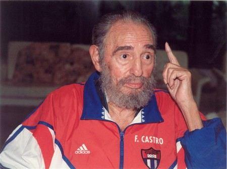 Фидель Кастро - легендарный политик