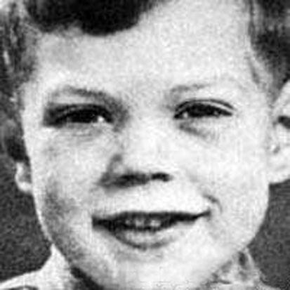 Мик Джаггер в детстве