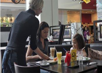 В столице было решено ресторанам выдать специальные знаки