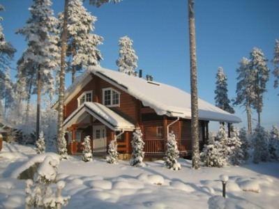 Зимой в таком доме не замерзнуть
