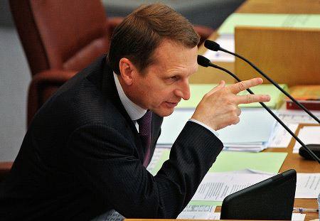 Нападки СМИ спикер Госдумы называет провокацией.